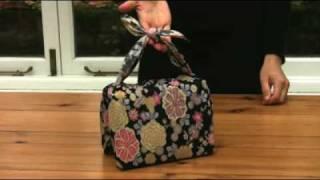 getlinkyoutube.com-Furoshiki gift wrapping