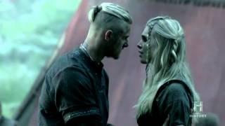 getlinkyoutube.com-Vikings Season 3-02 Björn Proposes to Porunn HD