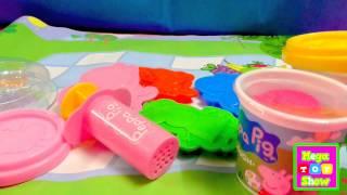 getlinkyoutube.com-KIDS TOYS Peppa pig Toy Collection