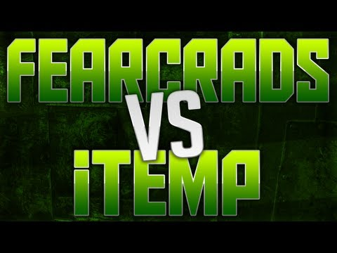 FearCrads VS iTemp :: THE DECIDER.