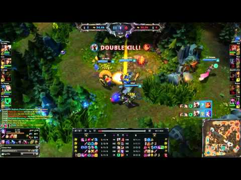 AHGL 2014 Week 4 - Curse Occult vs Kabam Black Spark