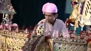 วงดนตรีพม่าแบบมอญพม่า