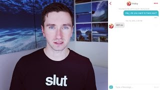 ASKING 1,000 GIRLS FOR SEX (TINDER EXPERIMENT)