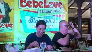 getlinkyoutube.com-My Bebe Love with Aldub Alden Richards and Direk Joey Reyes Part 1