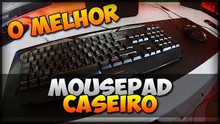 getlinkyoutube.com-O MELHOR MOUSE PAD CASEIRO POR 1R$!!! (COMO FAZER) [DICA]