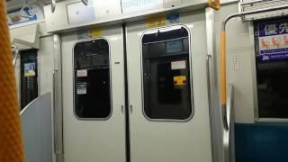 getlinkyoutube.com-【JR旧型車内放送】JR中央線 地下鉄東西線直通電車の車内放送を撮影しました