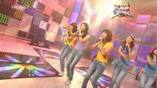 getlinkyoutube.com-少女時代(SNSD) - gee (stage mix)
