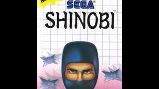 getlinkyoutube.com-Sega Master System Shinobi Video Walkthrough
