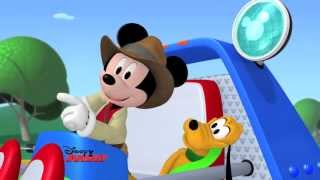 getlinkyoutube.com-Mickey Mouse Clubhouse - Quest for the Crystal Mickey - Let's Begin!