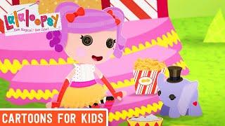 getlinkyoutube.com-Elephant's Birthday | Lalaloopsy: Festival of Sugary Sweets | Lalaloopsy