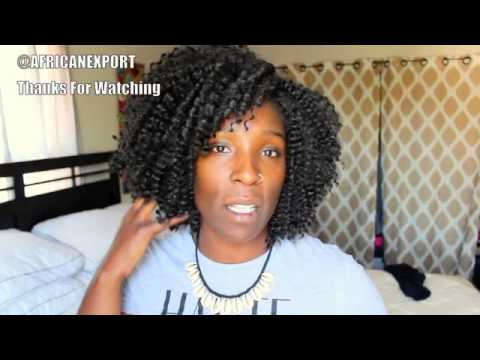 HOW TO: Crochet Braid/Weave Maintanence Tips