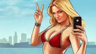 getlinkyoutube.com-GTA 5 Online: Sexy Woman Character Lindsay Lohan sues GTA 5 Online (Grand Theft Auto V Gameplay)