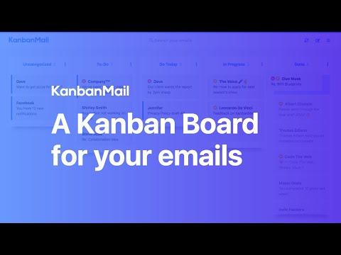 KanbanMail 💌