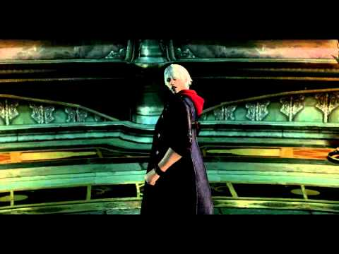 Devil May Cry 4 Cutscenes - 05 - Remaining Mysteries [HD] [1080p]