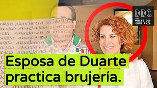 getlinkyoutube.com-Esposa de Duarte pratica brujería