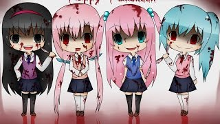 getlinkyoutube.com-AjaA Girls : Halloween Night (เกม RPG Maker )