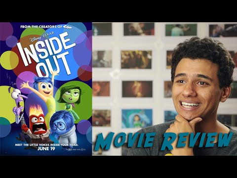 Inside Out - Movie Review | مراجعة فيلم - Inside Out