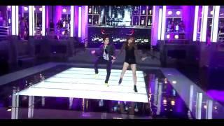 getlinkyoutube.com-Super Junior  fx Victoria   Dance Stage Inkigayo Summer Special Dance Stage