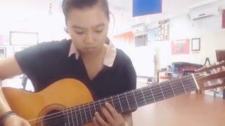 Kampuang Nan Jauh Di Mato (Cover) - Anggia Anggun