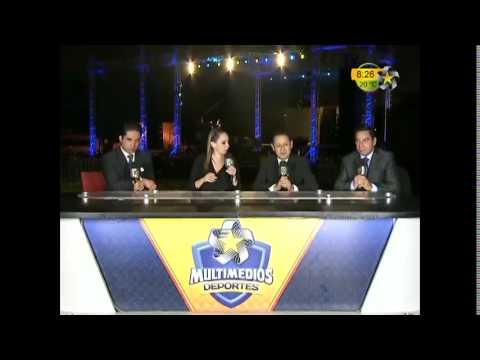 América, campeón de México (Multimedios TV)