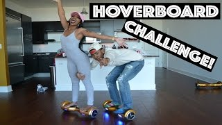 getlinkyoutube.com-HOVERBOARD CHALLENGE!!