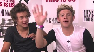 getlinkyoutube.com-The Best of Niall & Harry Interviews (Part 1)