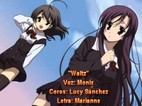 Waltz En Español de School Days Letra y Video