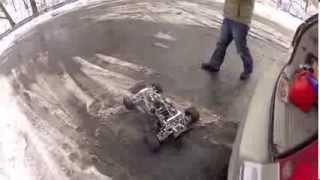 getlinkyoutube.com-DGI racing SCZ motor E 290 29cc 9hp HPI baja test