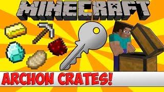 getlinkyoutube.com-Minecraft Bukkit Plugin - Archon Crates - Tutorial