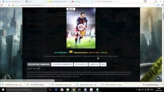 getlinkyoutube.com-FIFA 16 Ultimate Team Mephisto préCracké  for Deluxe Edition /Support Windows 7/10 x64