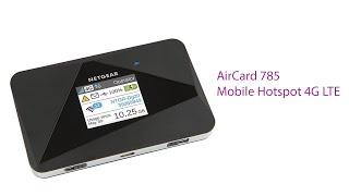 Netgear AirCard 785s Mobile Hotspot 4G LTE