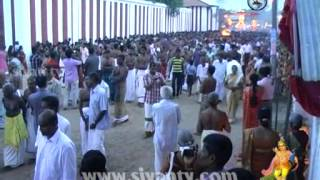 Nallur Kanthan 18th Thiruvizha 2013