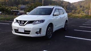 getlinkyoutube.com-nissan x-trail T32 Hybrid エクストレイル モードプレミア