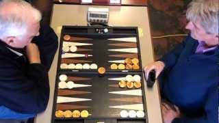 getlinkyoutube.com-2012 Leuven Open Backgammon: round 2