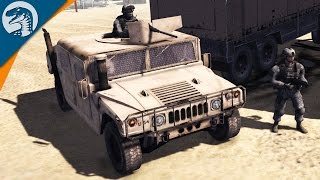 getlinkyoutube.com-AFGAN BASE DEFENSE | WW3 MOD | Men of War: Assault Squad 2 [MOD] Gameplay