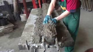 getlinkyoutube.com-Армирование бетонных столбов композитной арматурой