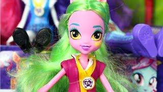 My Little Pony - Lemon Zest - Friendship Games / Igrzyska Przyjaźni - Hasbro - B2019
