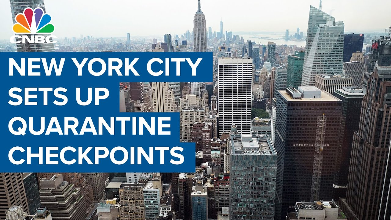 NYC Sets Up Quarantine Points