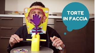 getlinkyoutube.com-TORTE IN FACCIA: gioco divertente perfetto per festa per bambini!