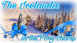getlinkyoutube.com-The Icelandic in the Pony Champ WITH SNOW Star Stable