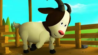 getlinkyoutube.com-Baby Play & Learn Farm Animals | Feed Animals With Favorite Foods | Fun Game For Kids & Toddlers
