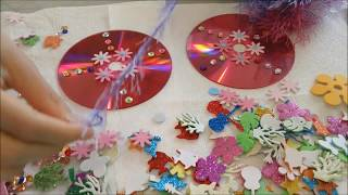 getlinkyoutube.com-*Kids Crafts*: Sparkling Decoration For Your Room!!!