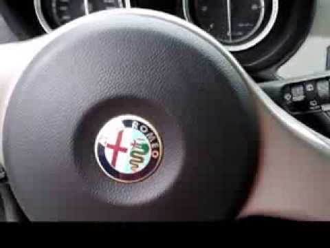 Alfa romeo 159 - Wymian kierownicy, poduszki, manetek, tasmy i czujnika sketu