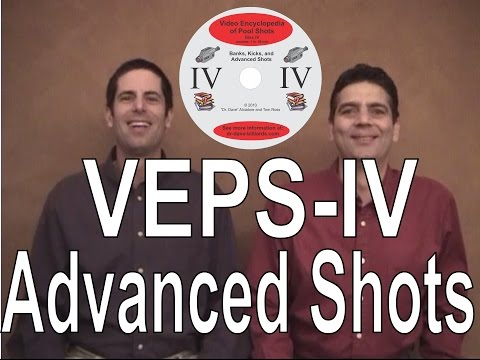 VEPS IV - Banks, Kicks, and Advanced Shots DVD