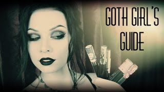 getlinkyoutube.com-The GOTH GIRL'S GUIDE... to Black Liquid Lipsticks
