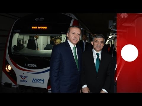 Türkei: Marmaray-Eisenbahn-Tunnel verbindet über Istanbul Europa mit Asien