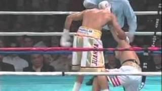 Juan Manuel Lopez vs Jonathan Oquendo