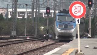 getlinkyoutube.com-진해선 새마을호 마지막 모습 / Jinhae line Saemaeul train last appearance