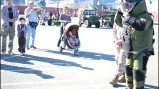 getlinkyoutube.com-US Marine Corps EOD Demonstration - Fleet Week 2012