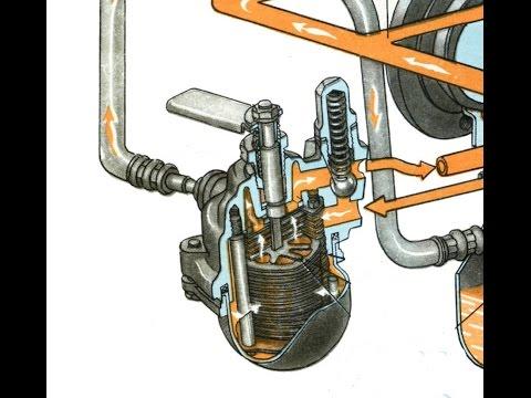 Установка масляного фильтра на Газ-21 (Install the oil filter GAZ-21)